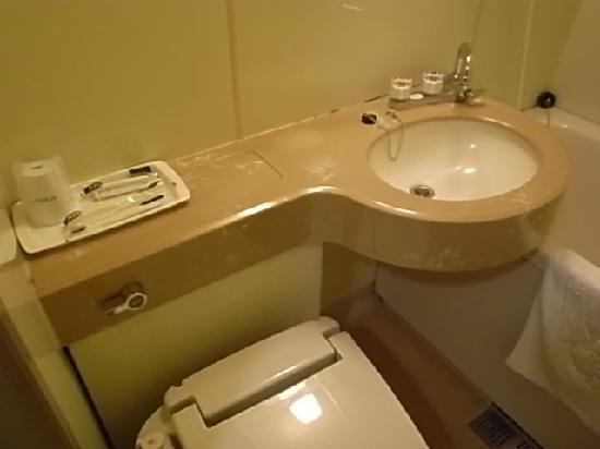 APA Hotel Tottori Ekimae : お部屋2