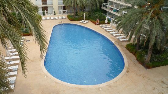 Las Gaviotas Suites Hotel: Piscina interior