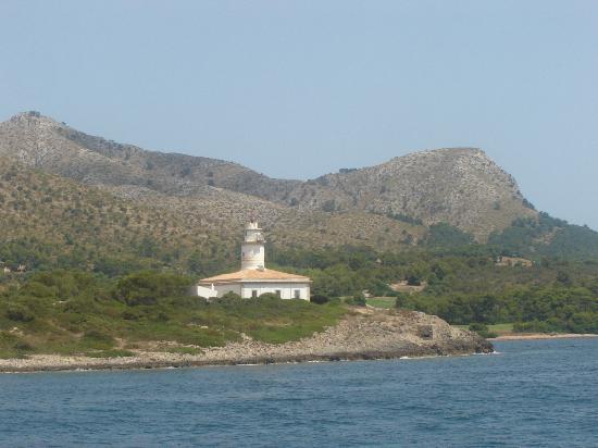 Hotel Condesa de la Bahia: cap formentor boat trip