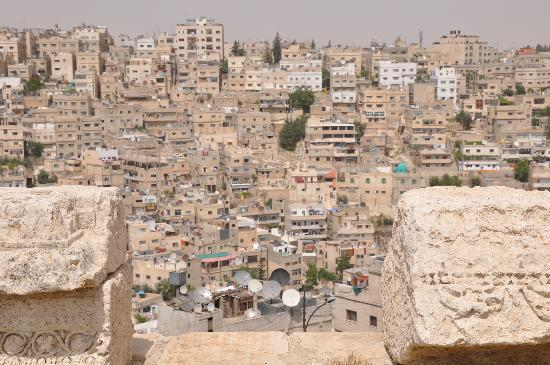 Canary Hotel: amman view