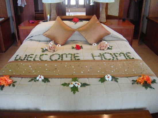 ลยานะ รีสอร์ท แอนด์ สปา: Our welcome