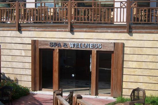 Comfort Flora Beach : wellness