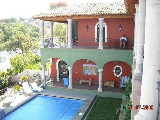 Casa Don Pascual: Beautiful, Spanish B&B