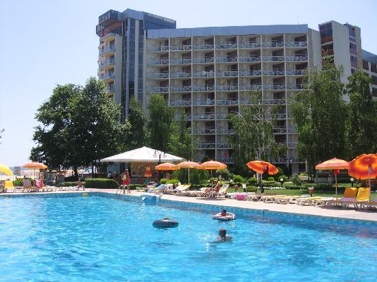 Hotel Kaliakra: Main pool