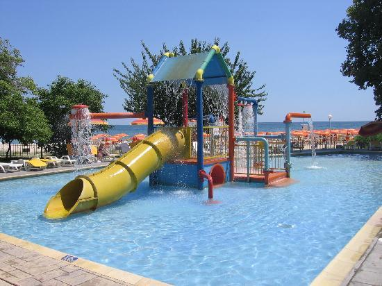 Hotel Kaliakra: Children pool