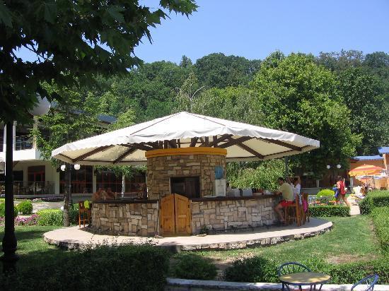Hotel Kaliakra: Pool bar