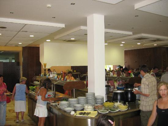Hotel Kaliakra: Restaurant