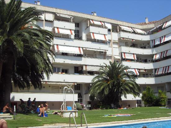 Clarimar Apartments: Pool Area