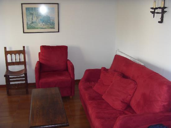 Clarimar Apartments: Living Area