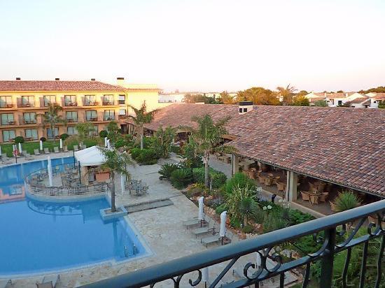 La Quinta Menorca Hotel & Spa: A view of the Bar and the Restaurant