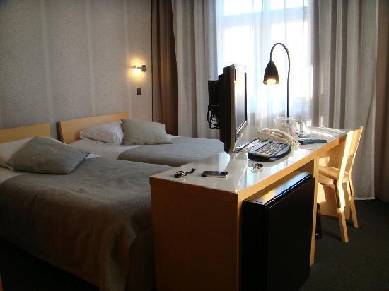 Hotel Helka: Bedroom