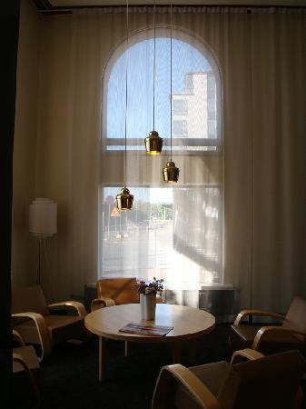 Hotel Helka : Hotel lobby