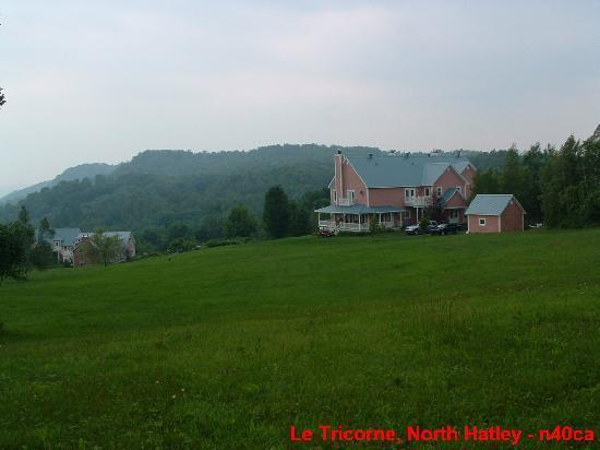 Manoir Le Tricorne: Le Tricorne, North Hatley