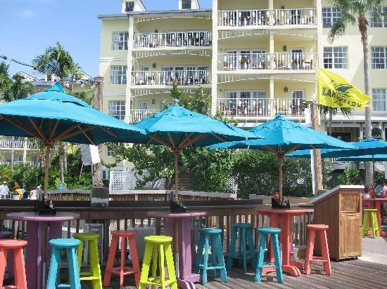 Ocean Key Resort & Spa: hotel and sunset pier
