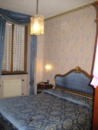Hotel Le Palme: bedroom