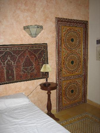 Hotel Argantonio: Our room