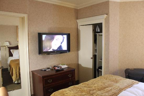โรงแรมรูเซเวลท์: Chambre