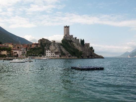 Locanda Montebaldo: il castello scaligero di Malcesine