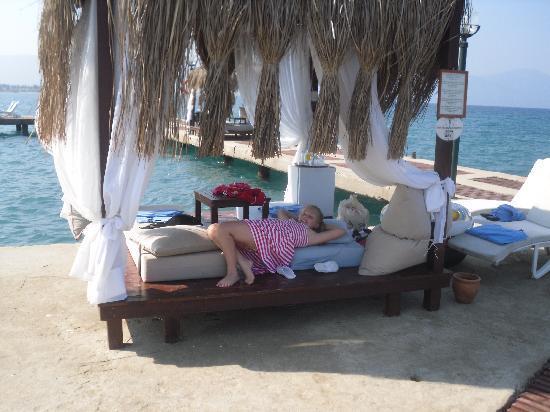 Cabana Picture Of Fantasia Hotel De Luxe Kusadasi Tripadvisor