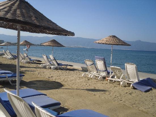Beach Picture Of Fantasia Hotel De Luxe Kusadasi Tripadvisor