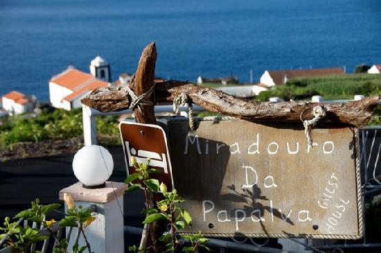 Bed and Breakfast Miradouro da Papalva Guest House INN ID No. #1229: the view