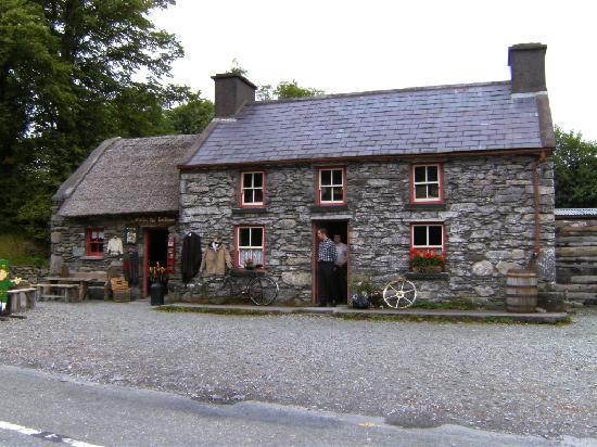 เคนแมร์, ไอร์แลนด์: Molly Gallivan's Cottage - Bild 1
