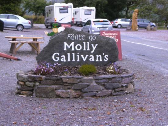 เคนแมร์, ไอร์แลนด์: Molly Gallivan's Cottage - Bild 2