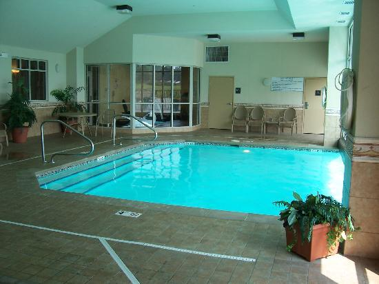 Drury Inn & Suites Cincinnati Sharonville: Wonderful Indoor/Outdoor Pool!
