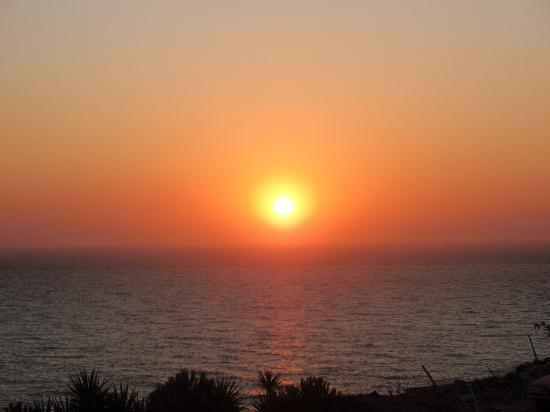 Syros Apartments : ANOTHER SUNSET FROM OUR VERANDA
