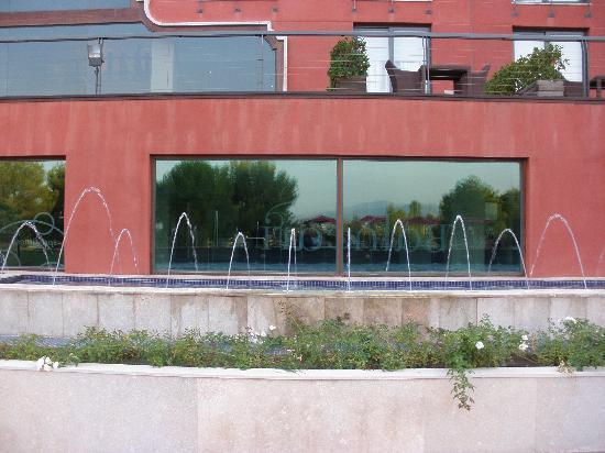 Barcelo Montserrat: hotel