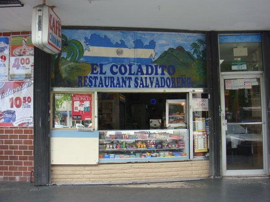 El Coladito Cafeteria : El Coladito, Little Havana