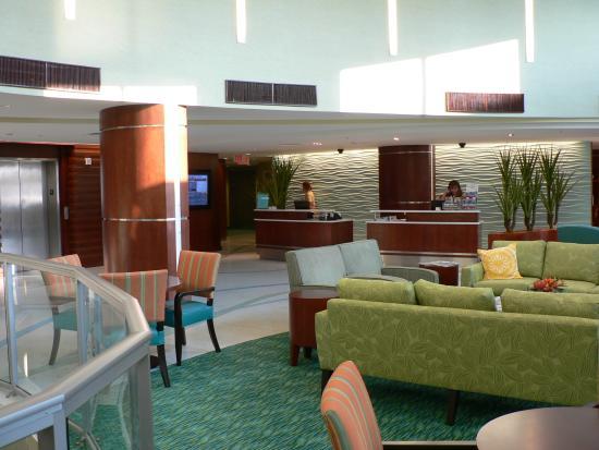 Courtyard Ocean City Oceanfront : lobby