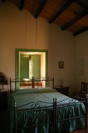 Le Querce di Cota: A room
