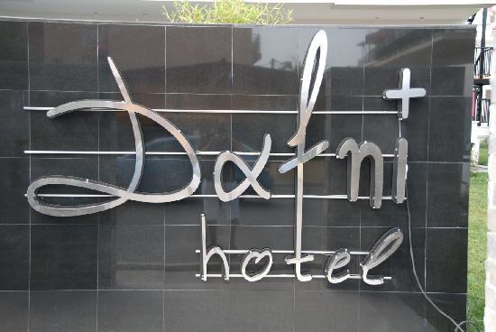 Hotel Dafni: Hotel logo