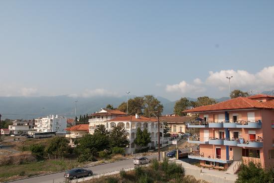 Hotel Dafni: View