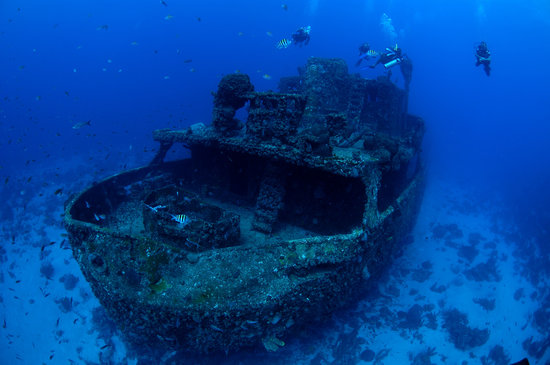 Caribbean Sea Sports Dive Shop : WRECK