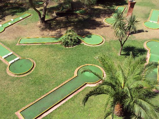Hotel Surf-Mar: Mini-golf