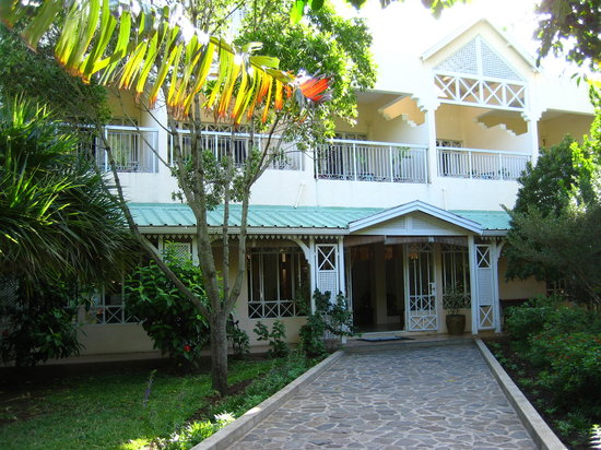 Port Mathurin: Escale Vacance Hotel