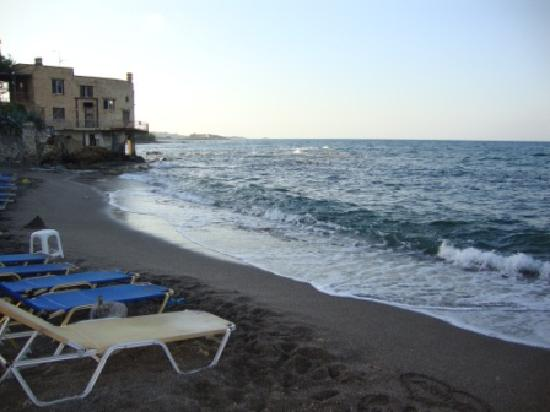 Hotel Armava: beach
