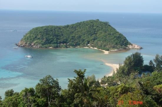 เกาะพะงัน, ไทย: Kho Ma view point Kho Phangan