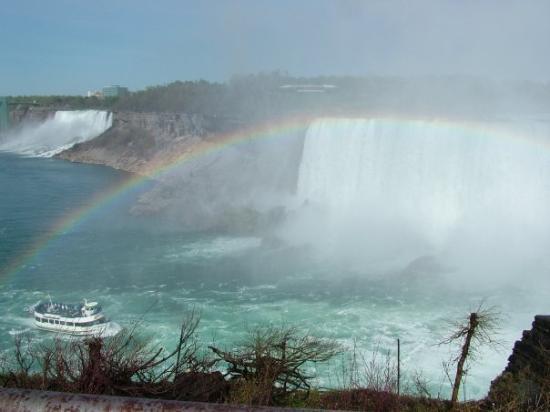 Καταρράκτες Νιαγάρα, Καναδάς: Niagara Falls, mei 2008