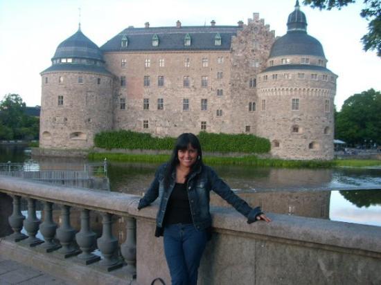 เออเรบรู, สวีเดน: Örebro - In the Örebro Castle