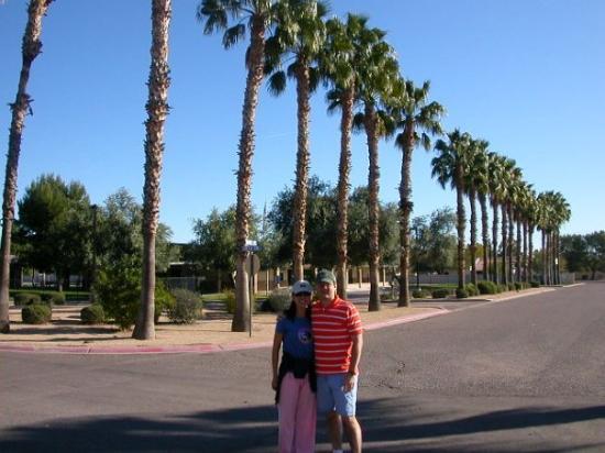 สกอตส์เดล, อาริโซน่า: Scottsdale - Thunderbird Academy 2004