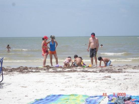 ฟอร์ตวอลตันบีช, ฟลอริด้า: Ft. Myers Beach