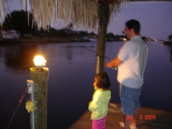 เคปคอรัล, ฟลอริด้า: Cape Coral - before I made my catch