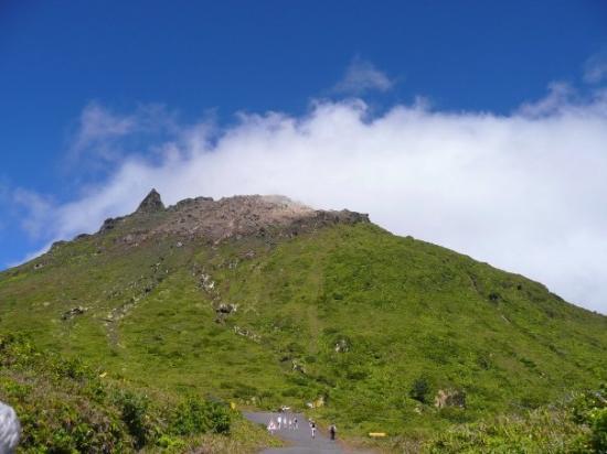 กวาเดอลูป: volcan de la Souffrière