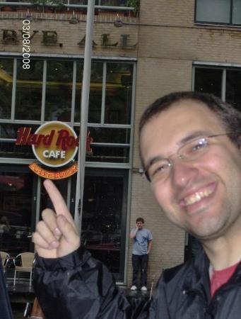 Hard Rock Cafe Amsterdam ภาพถ่าย