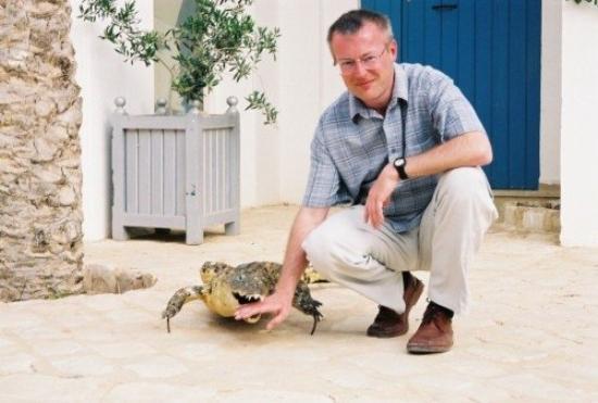 เกาะเจอร์บา, ตูนิเซีย: dovolenka na Djerbe, máj 2004