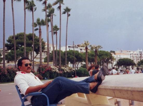 คานส์, ฝรั่งเศส: Cannes France 93