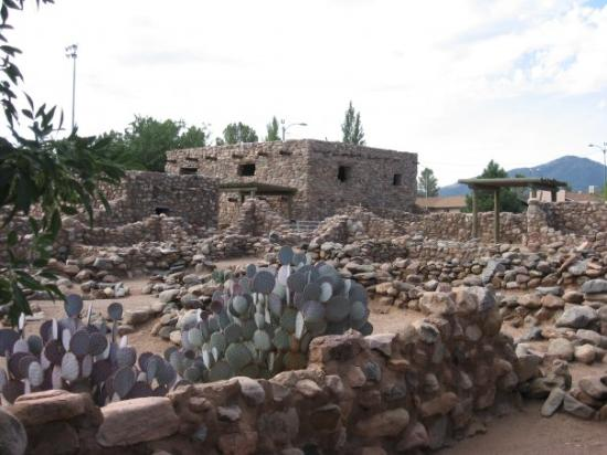 Globe (AZ) United States  City new picture : ... Ruins in Globe, AZ Picture of Besh Ba Gowah, Globe TripAdvisor